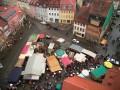 Erfurt, historischer Weihnachtsmarkt