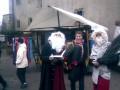 Querfurt, mittelalterlicher Weihnachtsmarkt
