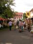 Wechselburg, historischer Markt