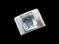 Aquamarin-Ring, 925 Silber