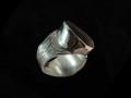 Ostseekiesel, 925er Silber