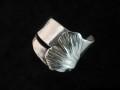 Ginkgo-Ring, 925er Silber