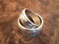Eheringe, 925er Silber