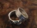 Ringe, 925er Silber