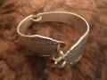 Besteckschmuck, Armband, 800er Silber